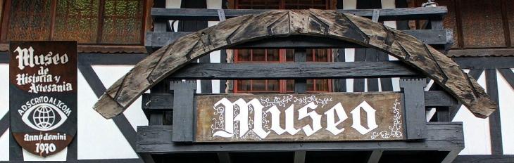 Museo Historia y Artesanía Banner