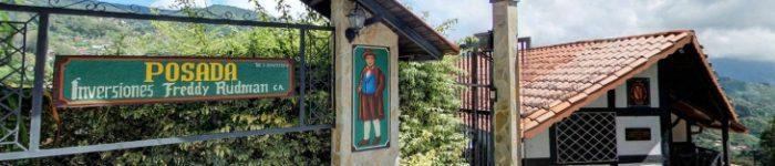 Posada Colonia Tovar (Inversiones Freddy Rudman C.A.)