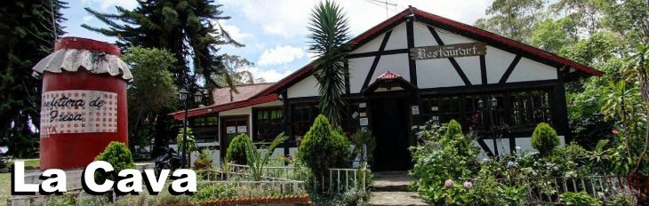 La Cava Restaurante Banner